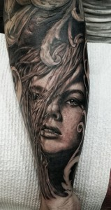 Portret Maja